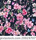 春天 春 背景 20929707