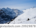 Swiss mountain, Jungfrau, Switzerland, ski resort 20929878