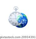 鐘錶 觀看 表 20934391