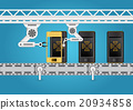 Robot phone 20934858