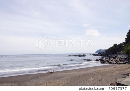 이즈 시라하마 해안 20937377