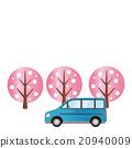 櫻花 櫻 賞櫻 20940009
