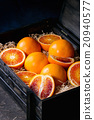 Blood orange fruit 20940577