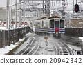 อุปกรณ์กำจัดหิมะที่สถานี Tokamachi และ Hokuetsu Express HK 100 20942342