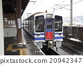 อุปกรณ์กำจัดหิมะที่สถานี Tokamachi และ Hokuetsu Express HK 100 20942347
