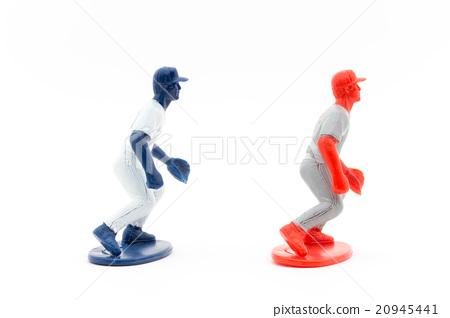 Baseball fielder: Baseball position player 20945441