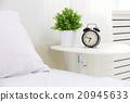 時鐘 鐘錶 臥室 20945633