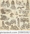 收藏 绘画 历史 20965092