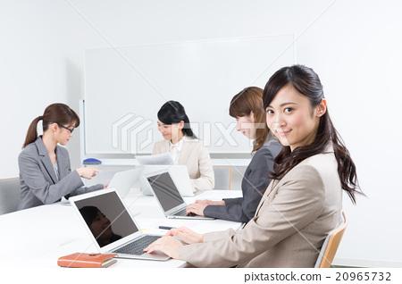 สำนักงาน,ที่ทำงาน,ออฟฟิศ 20965732