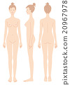女性 女 女人 20967978