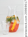 Infused water 20969017