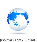 地球儀 土地 土 20970603
