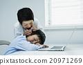 角色扮演(用服飾裝扮) 辦公室 生意人 20971269