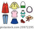 服裝 衣服 泳衣 20972295