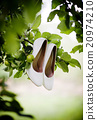 Wedding shoes 20974210