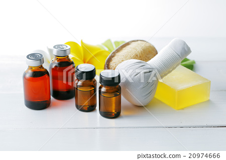 Aromatic oil spa image 20974666