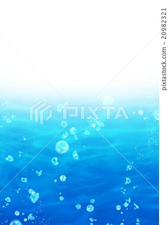 Underwater background 20982321