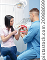 Stomatology and health care concept 20988699