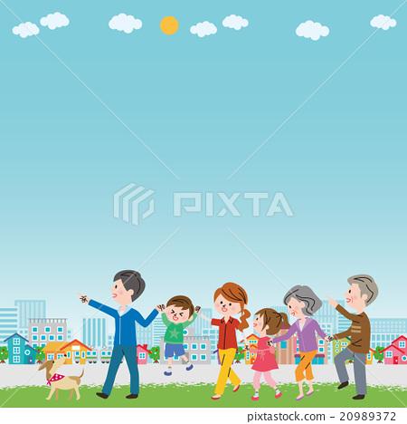 家庭 家族 家人 20989372