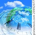 鐘錶 觀看 表 20992077
