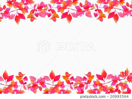 가을 단풍 배경 20993564