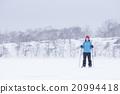 雪鞋 女性 女 20994418