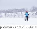 雪鞋 女性 女 20994419