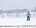 雪鞋 女性 女 20994420