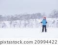 雪鞋 女性 女 20994422