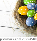 Easter Nest with Eggs 20994589