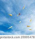rocket paper 20995478