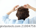 頭髮 護髮 人類 21004756