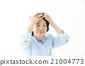 頭髮 髪 女性 21004773