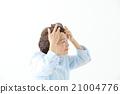 女性·髮型·頭髮·染髮劑 21004776