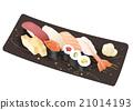 壽司 什錦 拼盤 21014193