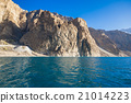 Attabad Lake in Northern area of Pakistan 21014223
