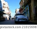 古巴 哈瓦那 老镇 21015698