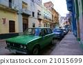 古巴 哈瓦那 老镇 21015699