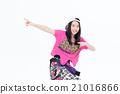 hip, hop, female 21016866