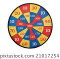 Children's target board 21017254