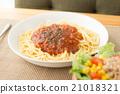 意大利面 細意大利面 午飯 21018321