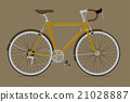Fixed gear bicycle 21028887