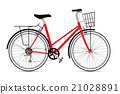 Fixed gear bicycle 21028891