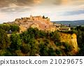 Roussillon, Provence, France 21029675