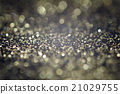 Abstract golden glitter background. Celebration an 21029755