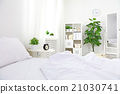 bedroom interior room at home 21030741