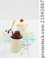 Mug cakes 21042667