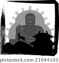 奈良剪影角度 21044103