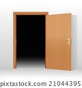 open, door, wide 21044395