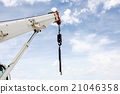 Powerful industrial crane 21046358